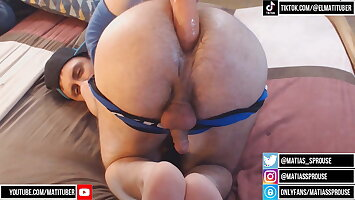 I USE BIG DILDOS IN MY HUGE AND HAIRY ASS!