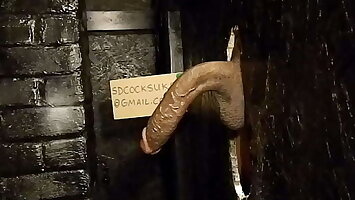 RICHMOND GLORYHOLE-- MONSTER COCK 11 INCHES