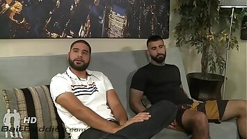 Manuel tricked to let other guy swell up